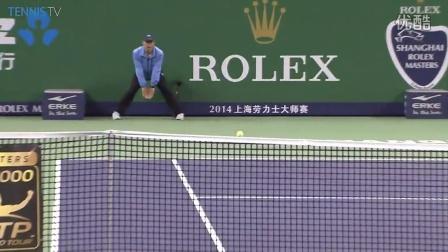 2014上海网球大师赛直播 ATP世界巡回赛集锦回放