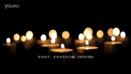 l1 婚庆蜡烛感恩祈祷舞台晚会婚礼婚庆演出背   新版小明整