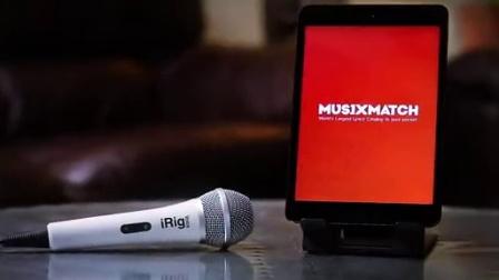 iRig Voice - 让你享受全新酷炫多彩的移动K歌体验