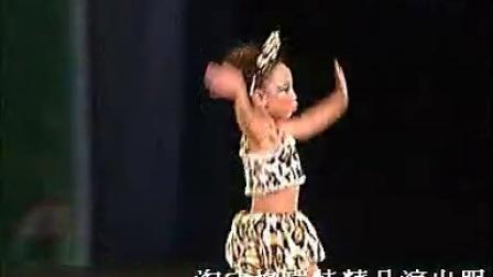 波斯猫六一儿童节舞蹈视频小荷风采舞蹈教程