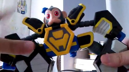 快乐酷宝灵动创想金刚猩玩具介绍