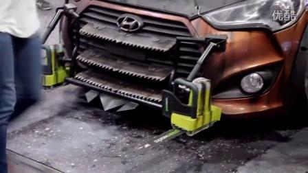 出黎明 现代汽车改装僵尸战斗机