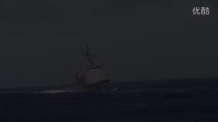 军情解码---美国 第五舰队 卡尔文森号航母打击群