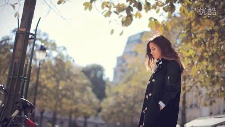 西班牙时尚博主-Gala Gonzalez和PEUTEREY的巴黎之旅