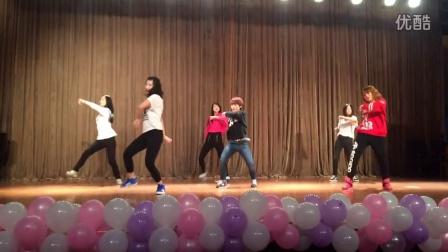 DID北京化工大学2014研究生迎新晚会开场舞Incredible