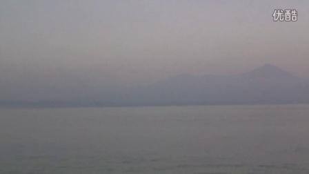 龙目岛 粉色沙滩 (1)