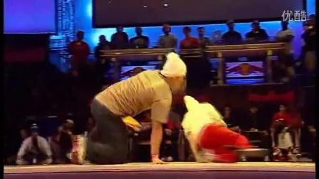 【粉红豹】BOTY 2009半决赛_Phase T vs Gamblerz (2_2)_Breaking_bboy