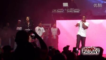 Ja Rule Brings Out Ashanti At The Def Jam 30 Cocnert