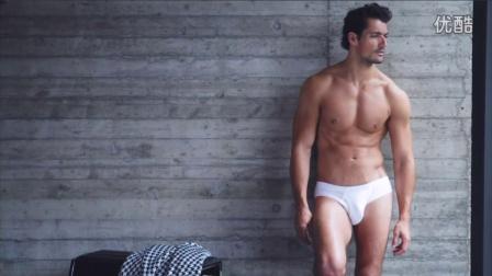 David Gandy s underwear collection for Marks & Spencer