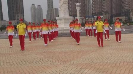 大金操第四套快乐舞步健身操原版