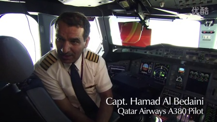 Highlights from the Qatar Airways Airbus A380 Doha