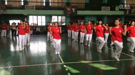 南华大学电气工程学院10.18排舞大赛