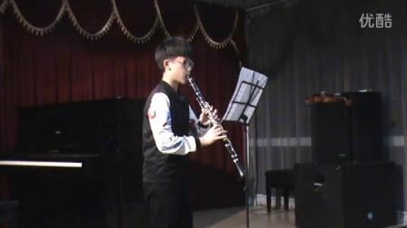 学员李星璐 2014.10.18  克拉玛协奏曲第一乐章