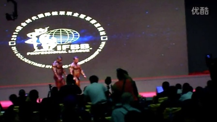 宏伟速黑喷雾在国际健联职业冠军赛亚洲站职业选手使用的效果
