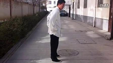 传统杨式太极拳85式----预备式03_标清