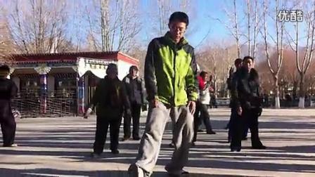 杨大卫讲解传统杨式太极拳85式---第5课提手上势_标清