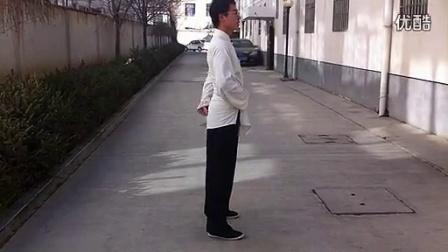 杨大卫讲解传统杨式太极拳85式----起势2_标清