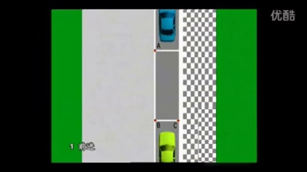 科目三二挂档操作方法 考驾照倒车入库技巧桑塔纳驾校学车视频
