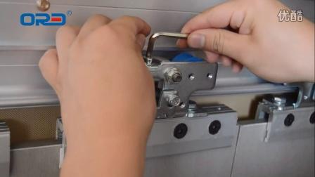 松下通用自动门机组/自动门安装视频/欧瑞蒂电动玻璃门/苏州自动门