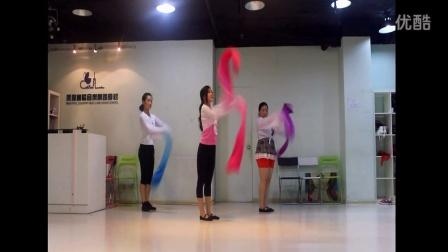 南京美度国际 民族舞 古典舞 教学 吴凡 惊鸿舞
