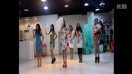 南京美度国际中国民族古典舞教学 吴凡 咏春