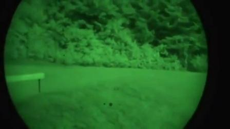奥尔法2代夜视仪观看效果视频