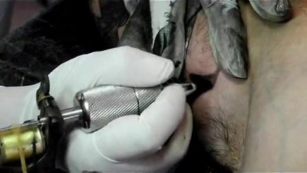 北京小旭-纹身教学视频--肖像的(制作)下集!