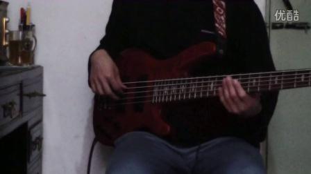 【Bass Cover】假行僧