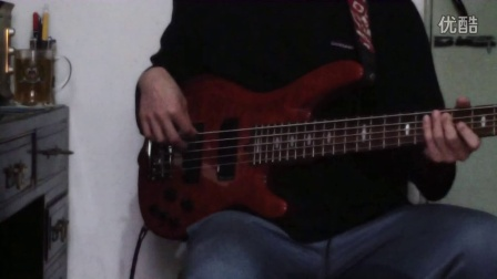 【Bass Cover】Addicted To Love