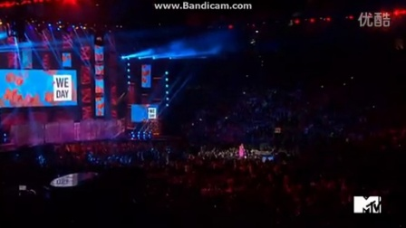 【DisneyOnly】Selena Gomez:We Day Vancouver2014 Part 4