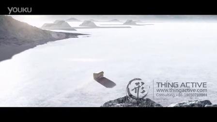 ThingActive形动视觉-福田戴姆勒汽车企业CG广告宣传片TVC