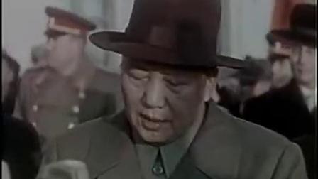 毛泽东讲话珍贵视频集锦别错过!振奋人心!!_高清