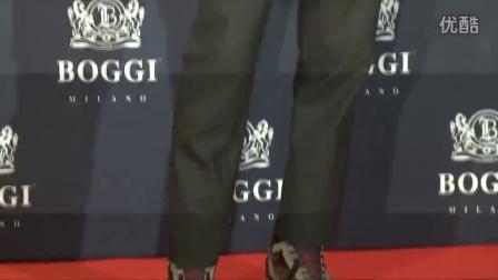 20141023柳镇出席意大利男装品牌boggi milano活动