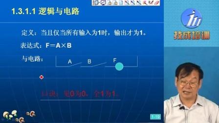 [三菱]008.基本逻辑电路——技成培训网