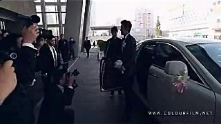 高梓淇蔡琳在首尔办婚礼