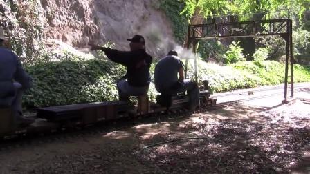 洛杉矶-蒸汽锅炉铁路博物馆-2012年5月25日