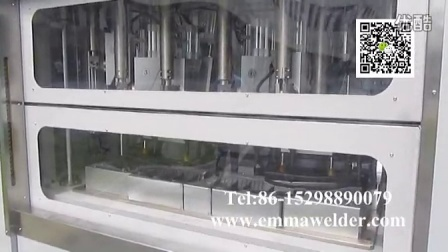 ultrasonic welding machine for automotive dashboard汽车仪表盘超声波焊接机