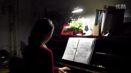 格格的钢琴曲——钢琴曲——平凡之路