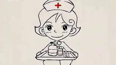 国内首部护士短片《我爱护士》献给护士的关怀短片 !_标清