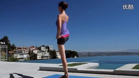 【尚范儿瑜伽】Tara Stiles与你分享灵活性瑜伽 2