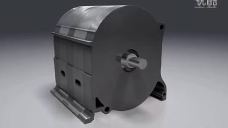 详解转子发动机结构,被禁止用于比赛的发动机