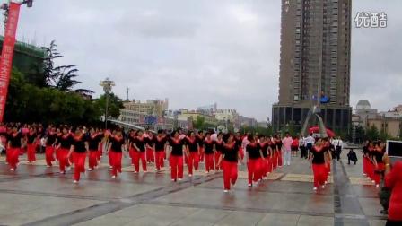 海阳北山健美舞蹈队《中国吉祥》