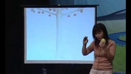 小班阅读《想吃苹果的小老鼠》幼儿园优质课名师公开课教学