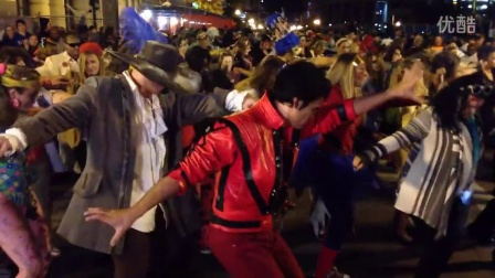 Thriller Parade Lexington- 颤栗万圣节游行