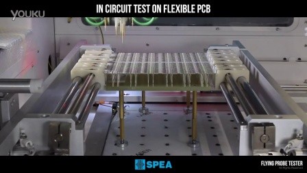 Flying Probe - In Circuit Test on Flexible PCB