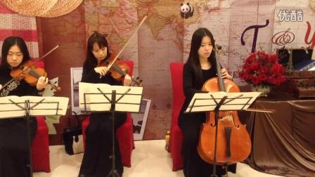 爱琴海提琴 《多瑙河之波圆舞曲》