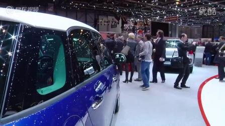 菲亚特多款车型 亮相日内瓦车展