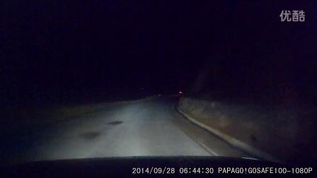 部分视频03 9.28 左贡-波密 赶夜路 左贡县 路况 6点放行 【9月行】