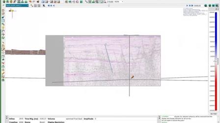 Windows平台上的世界级地震解释系统