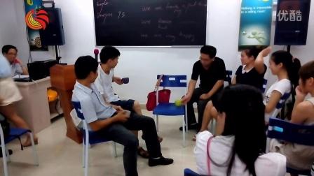 英语情景表演 深圳福永英语培训深圳英语口语培训 首选百领百立外语